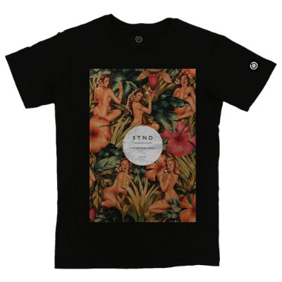 Camiseta Masculina Flowery Women