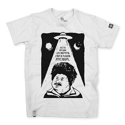 Camiseta Masculina Mundo Racional