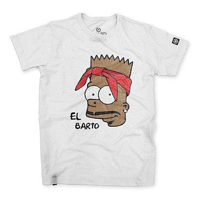 Camiseta Masculina El Barto
