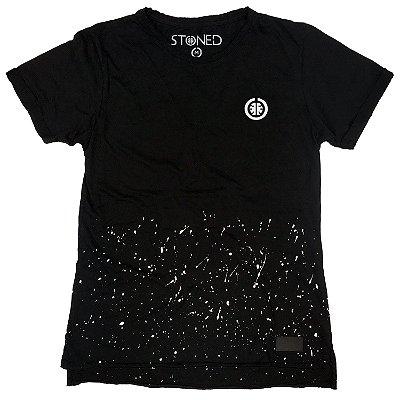 Camiseta Longline Drop