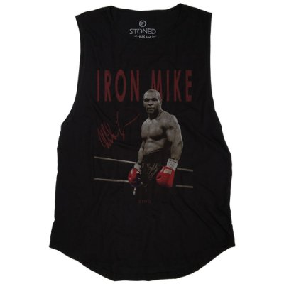 Regata Masculina Longline Iron Mike