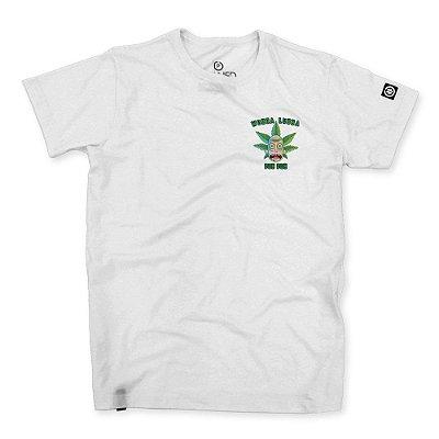 Camiseta Masculina Weed Lubba