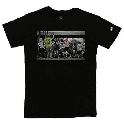 Camiseta Masculina Luladrão