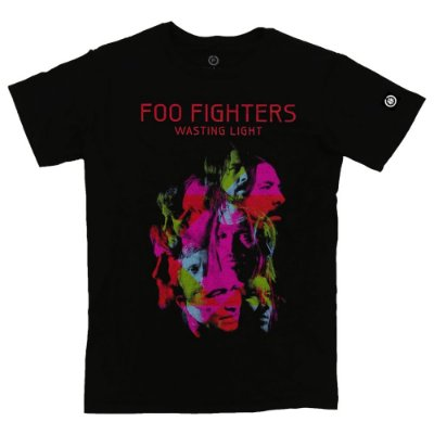 Camiseta Masculina Foo Fighters Wasting Light