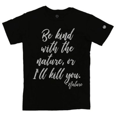 Camiseta Masculina Nature Killer