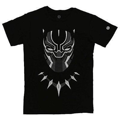 Camiseta Masculina Black Panther