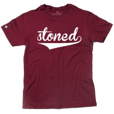 Camiseta Masculina Classic Bordô