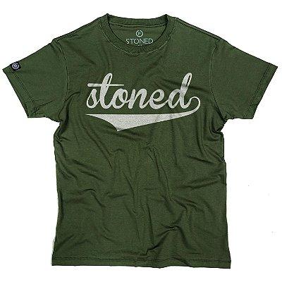 Camiseta Masculina Classic Verde