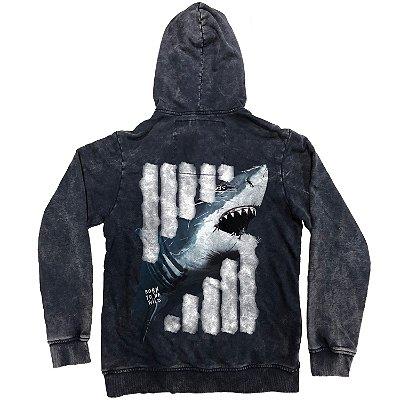 Moletom Estonado Shark