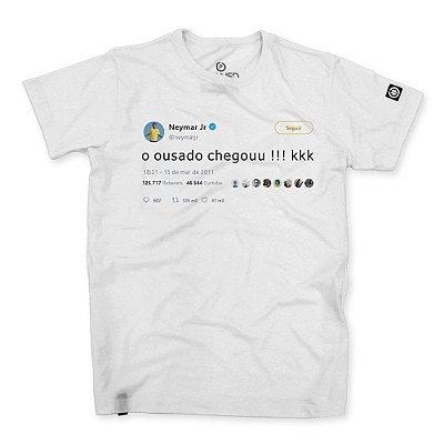 Camiseta Masculina O Ousado Chegou