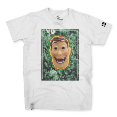 Camiseta Masculina High Woody