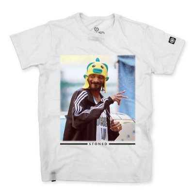 Camiseta Masculina Snoop Dogg
