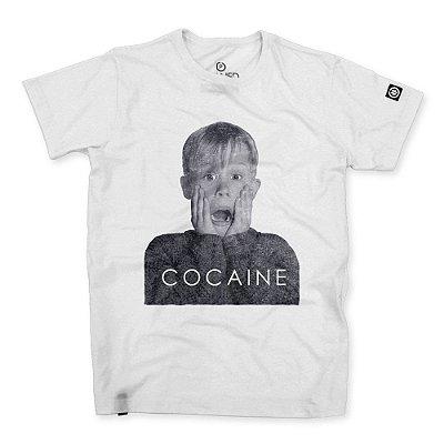 Camiseta Masculina Cocaine