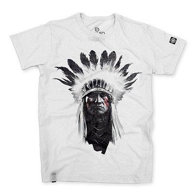 Camiseta Masculina Indian Chief