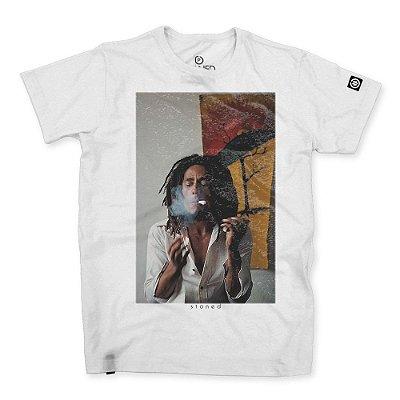 Camiseta Masculina Bob Marley Two