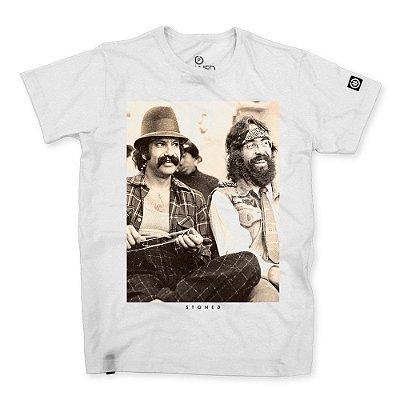 Camiseta Masculina Cheech and Chong Two
