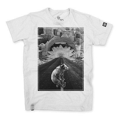 Camiseta Masculina Bike Bear