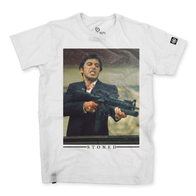 Camiseta Masculina Scarface