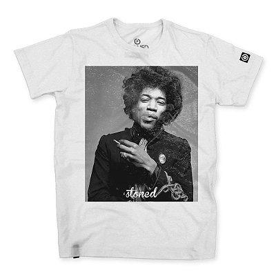 Camiseta Masculina Jimi Hendrix