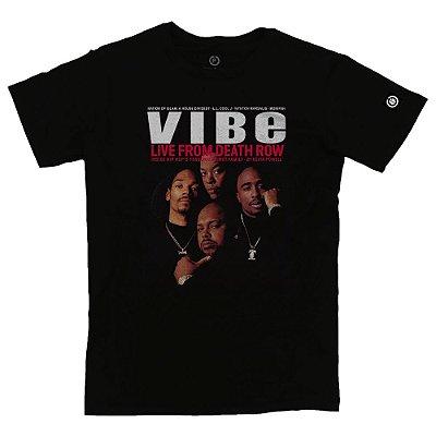 Camiseta Masculina Vibe Magazine