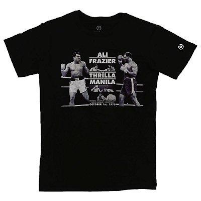 Camiseta Masculina Ali Vs Frazier