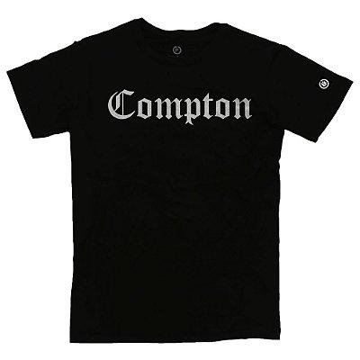 Camiseta Masculina Compton