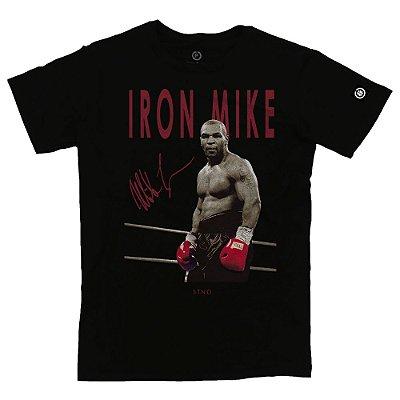 Camiseta Masculina Iron Mike