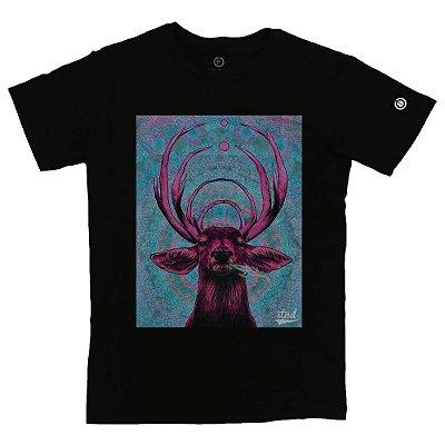 Camiseta Masculina Stoned Elk