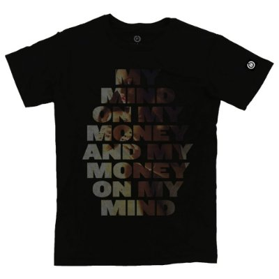 Camiseta Masculina My Mind