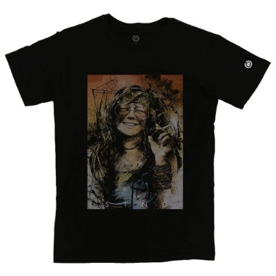 Camiseta Masculina Janis Joplin
