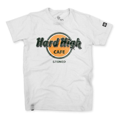 Camiseta Masculina Hard High