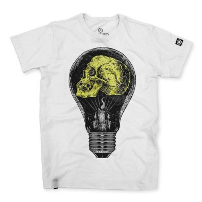 Camiseta Masculina The Lamp
