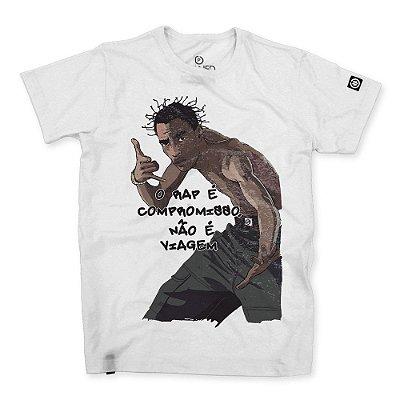 Camiseta Masculina Sabotage
