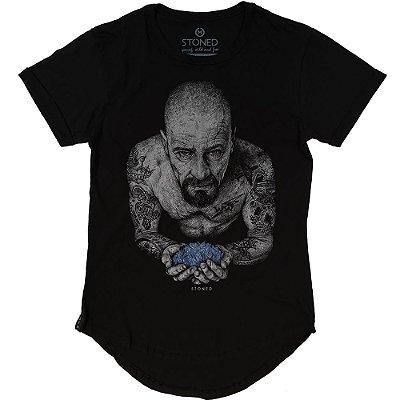 Camiseta Longline Walter White