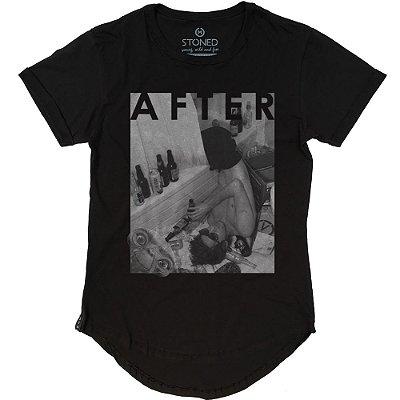 Camiseta Longline After