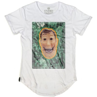 Camiseta Longline High Woody