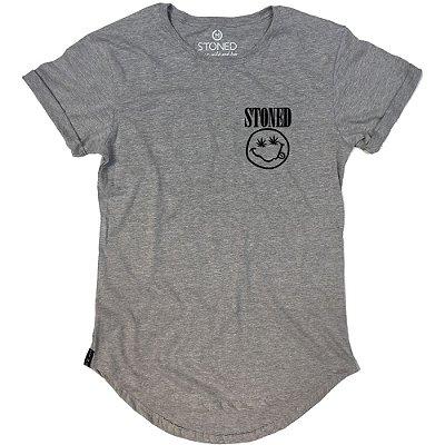 Camiseta Longline Smile