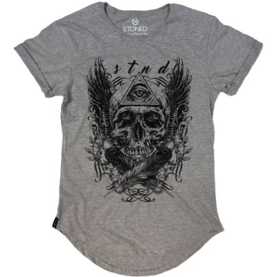 Camiseta Longline Third Eye