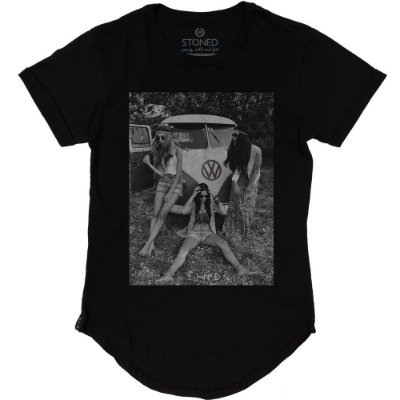 Camiseta Longline Three Little Girls