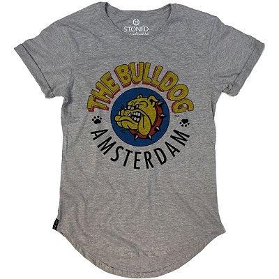Camiseta Longline The Bulldog