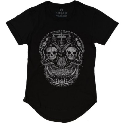 Camiseta Longline Last Ritual