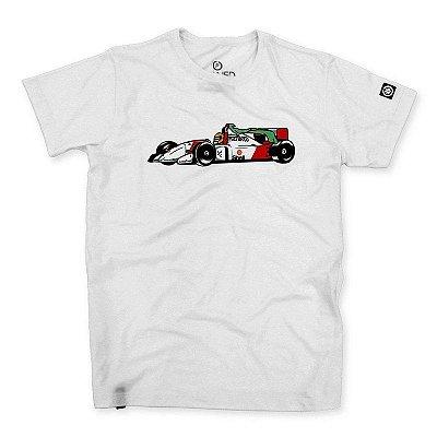 Camiseta Masculina Ayrton Senna