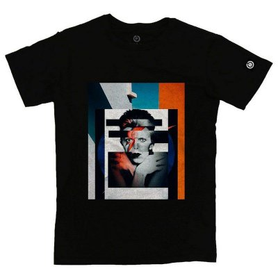 Camiseta Masculina Bowieart