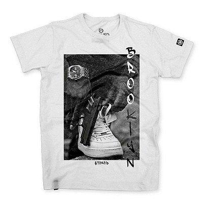 Camiseta Masculina Brooklyn