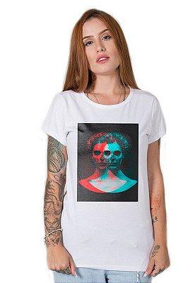 Camiseta Feminina 3D Girl