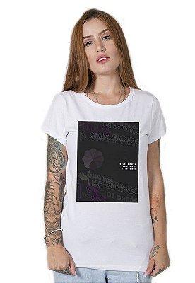 Camiseta Feminina Abrale Esperança
