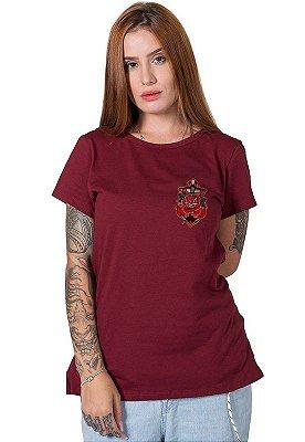 Camiseta Feminina Anchor