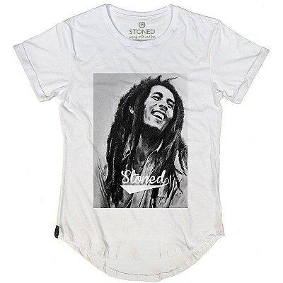 Camiseta Longline Bob Marley