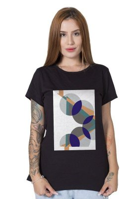 Camiseta Feminina Brazal