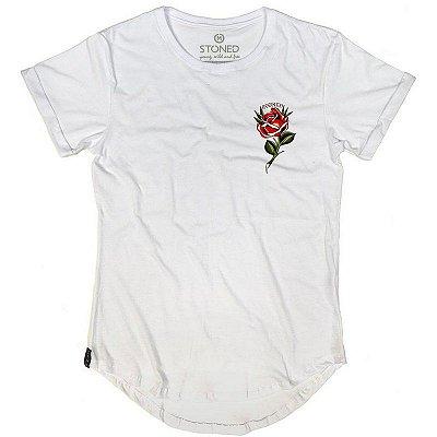 Camiseta Longline Classic Rose